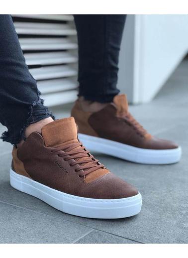 Chekich CH004 BT Erkek Ayakkabı TABA Taba